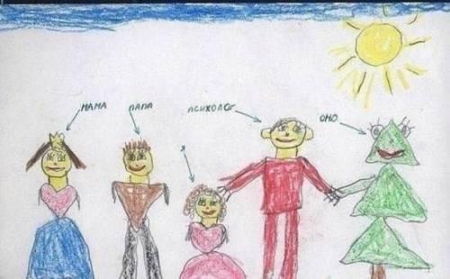 рисунрк детей