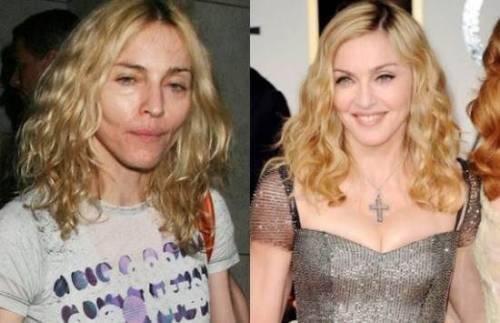 Звезд знаменитостей без макияжа
