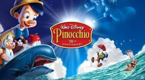 фильм пинокио