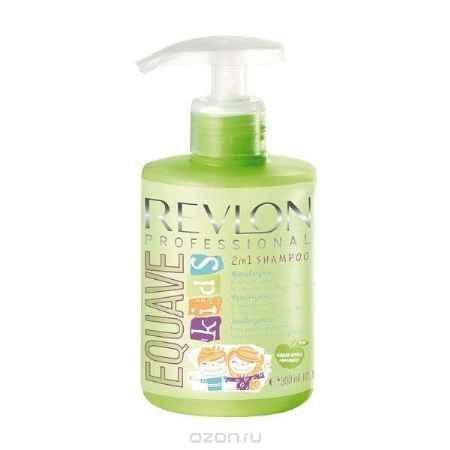 Купить Revlon Professional Шампунь для детей 2 в 1 Equave Kids 300 мл