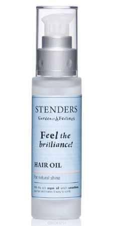 Купить Stenders Масло для естественного блеска волос, 50 мл