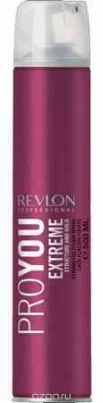 Купить Revlon Professional Pro You Лак для волос сильной фиксации Extreme 500 мл