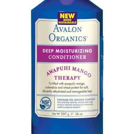 Купить Avalon Organics Глубоко увлажняющий кондиционер для волос