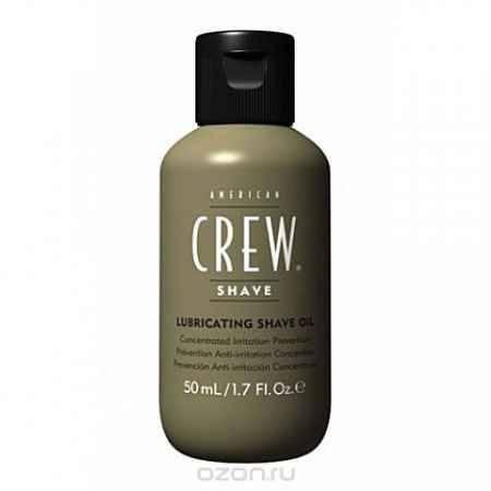 Купить American Crew Масло для бритья Lubricating Shave Oil 50 мл