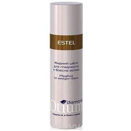 Купить Estel Otium Diamond Crystal fluid - Жидкий шелк для волоc 100 мл