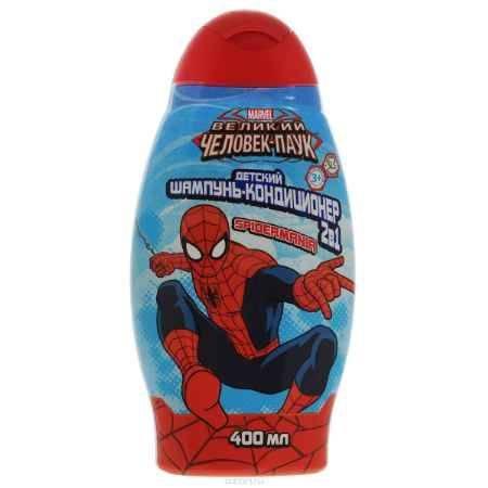 Купить Spider-Man Шампунь с кондиционером 2в1