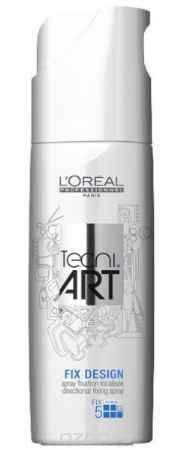 Купить L'Oreal Professionnel Tecni. art Fix Спрей для локальной фиксации (фикс.5) 200 мл