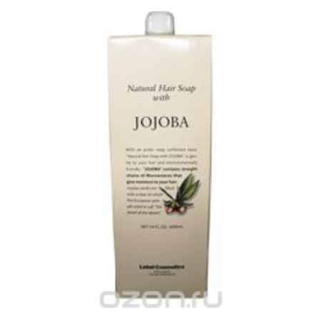 Купить Lebel Natural Hair Шампунь с маслом жожоба Soap Treatment Jojoba, 16000 мл