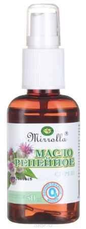 Купить Мирролла Репейное масло озонированное, 50 мл