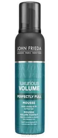 Купить John Frieda Мусс Luxurious Volume для создания объема с термозащитным действием 200 мл