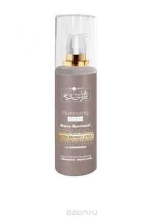 Купить Hair Company Капли придающие блеск Professional Inimitable Style Illuminating Drops 100 мл