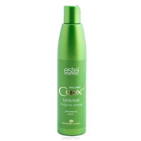 Купить Estel Curex Volume Бальзам для придания объема для жирных волос 250 мл