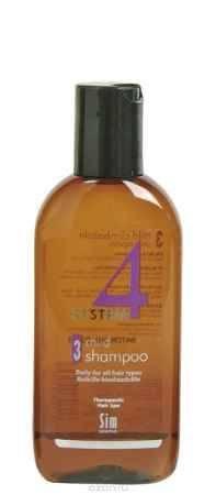 Купить Sim Sensitive Терапевтический шампунь № 3 SYSTEM 4 Mild Climbazole Shampoo 3,100 мл