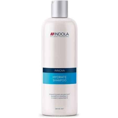 Купить Indola Шампунь увлажняющий для волос Innova Hydrate Shampoo - 300 мл