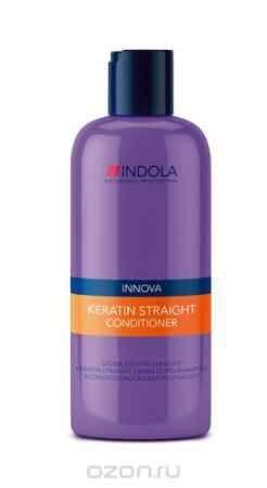 Купить Indola Кератиновое выпрямление кондиционер Keratin Straight Conditioner – 250 мл