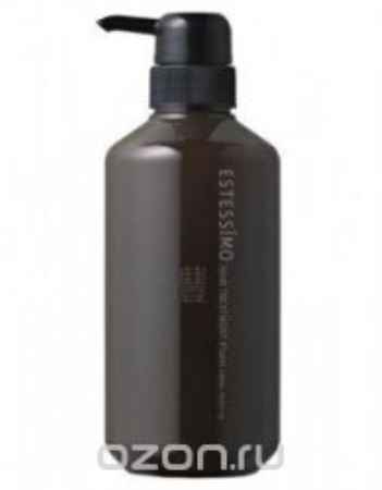 Купить Lebel Estessimo Укрепляющая маска для волос Hair Treatment Bouncy 200 мл