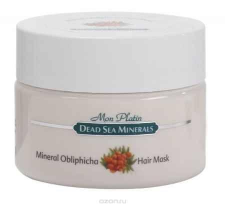 Купить Mon Platin DSM Маска для волос на основе облепихового масла 250 мл