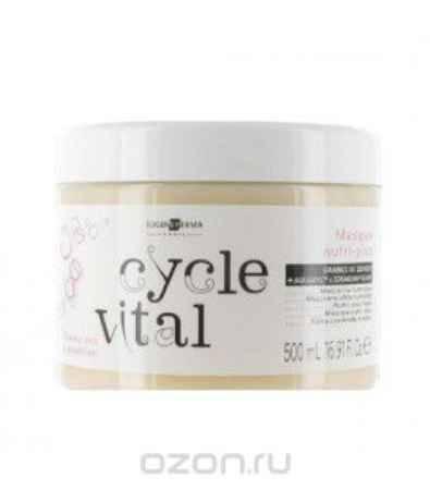 Купить Eugene Perma Маска питательная Masque Cycle Vital Nutri-Plus 500 мл