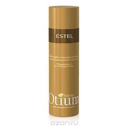 Купить Estel Otium Twist Бальзам-кондиционер для вьющихся тонких волос 200 мл