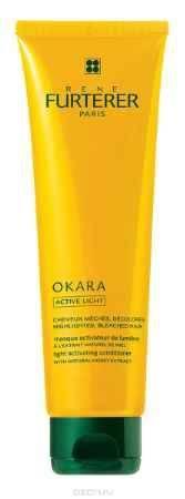 Купить Rene Furterer Okara Маска для сияния мелированных волос, с экстрактом меда, 150 мл