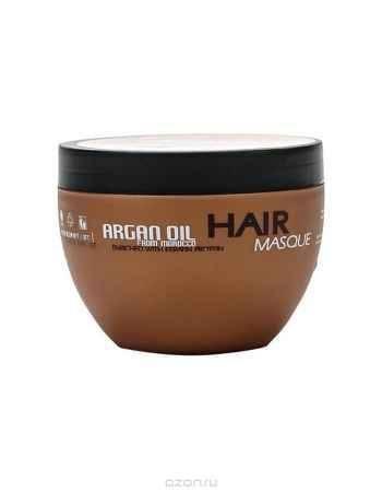 Купить Morocco Argan Oil Nuspa Востанавливающая маска с маслом арганы, аминокислотами кератина 250мл