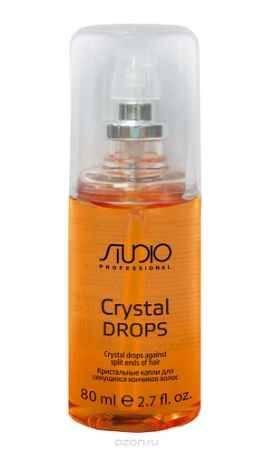 Купить Kapous Professional Кристальные капли для секущихся кончиков волос Crystal Drops80 мл