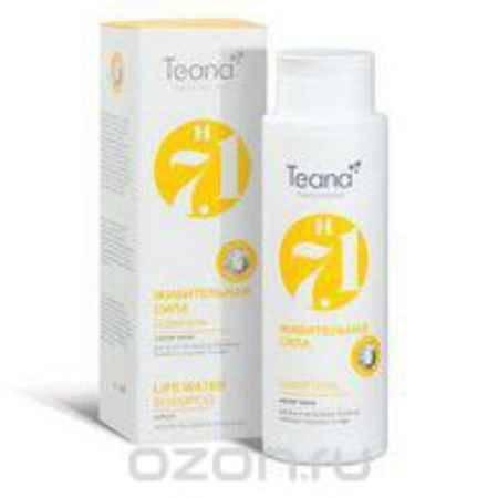 Купить Teana Серный шампунь для восстановления баланса кожного покрова головы