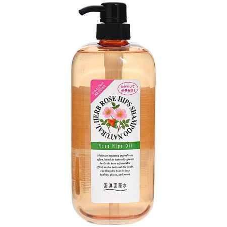 Купить Junlove Шампунь для волос, на основе натуральных растительных компонентов, 1000 мл