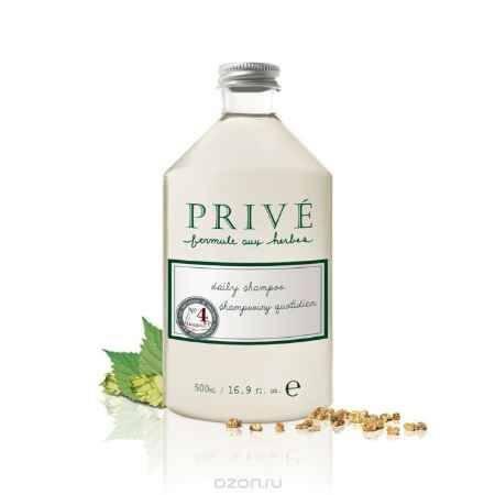 Купить Prive Шампунь для ежедневного мытья волос, 500 мл