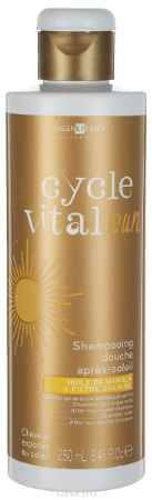 Купить Eugene Perma Шампунь-гель душ после солнца Shampooing Douche Cycle Vital Apres-Soleil 250 мл