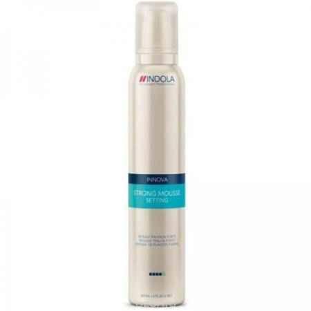 Купить Indola Мусс для волос сильной фиксации Innova Setting Strong Mousse - 300 мл