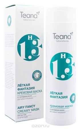 Купить Teana Кремовая маска от выпадения волос с ламинарией и пельвецией