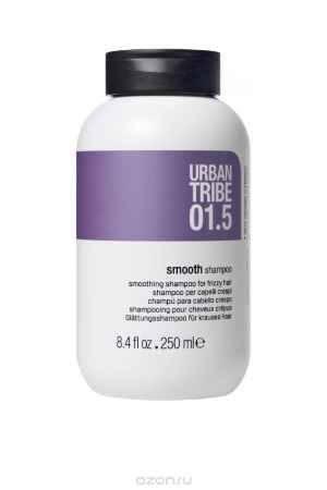 Купить URBAN TRIBE Сглаживающий шампунь для вьющихся волос 250 мл.