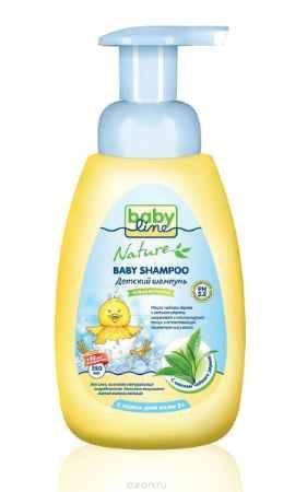 Купить BabyLine Nature Шампунь для младенцев с маслом чайного дерева 250 мл 10 мл в подарок