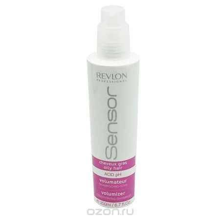 Купить Revlon Senso Шампунь-кондиционер для придания объема для волос склонных к жирности (Сиреневый) r Volumizer Conditioning-Shampoo 200 мл