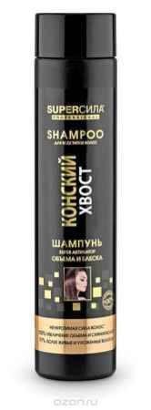 Купить SuperСила Professional Шампунь для волос активатор Объем и блеск