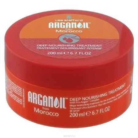 Купить Lee Stafford Интенсивная питательная маска для волос с аргановым маслом