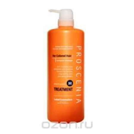 Купить Lebel Proscenia Маска для окрашенных волос и волос после химического выпрямления Treatment M 980 мл