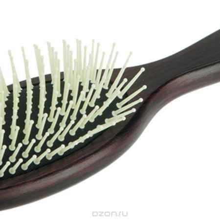 Купить Dewal Расческа массажная, с пластиковыми зубцами. BR20140