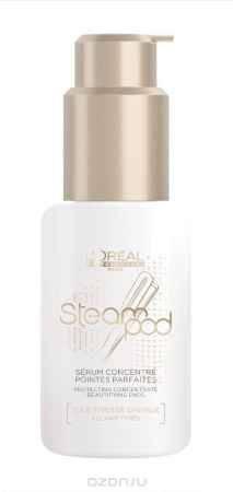 Купить L'Oreal Professionnel Steampod – Защитная сыворотка для разглаживания повреждённых волос 50 мл