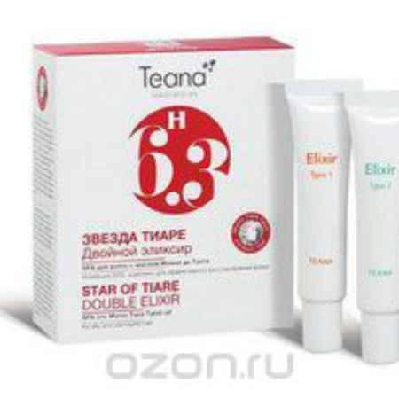 Купить Teana Двойной эликсир для волос с маслом моной де Таити