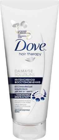 Купить Dove Hair Therapy Бальзам для волос Интенсивное восстановление 180 мл