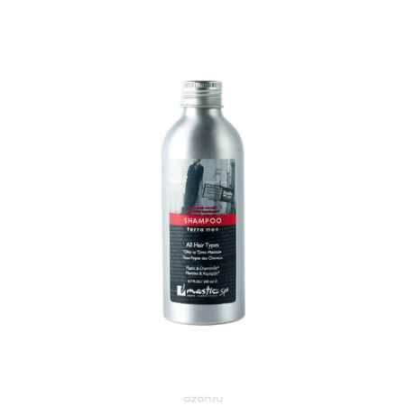 Купить Mastic Spa Шампунь для мужчин Shampoo Terramen; 200 мл
