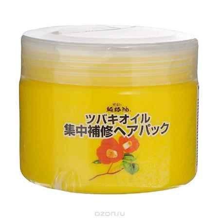 Купить Kurobara Маска интенсивно восстанавливающая, с маслом камелии японской, для поврежденных волос, 300 г