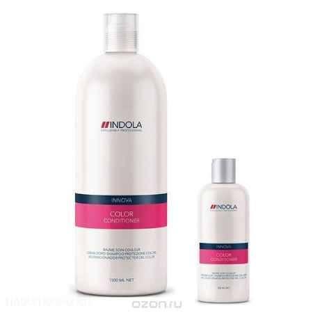Купить Indola - Кондиционер для окрашенных волос Innova Color Conditioner 1500 мл