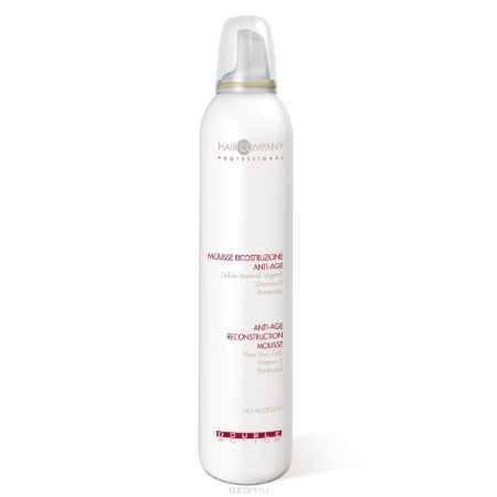 Купить Hair Company Мусс восстанавливающий против старения волос Double Action Anti-Age 200 мл
