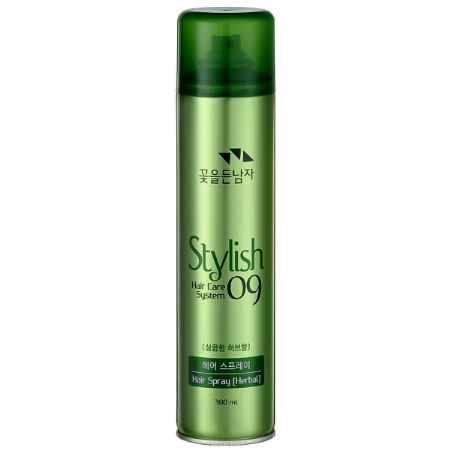 Купить Somang Hair Care Лак для укладки волос-травы, 300 мл