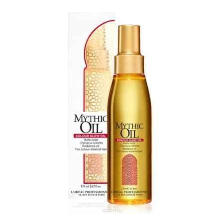 Купить L'Oreal Professionnel Mythic Oil - Масло-сияние для окрашенных волос 100 мл
