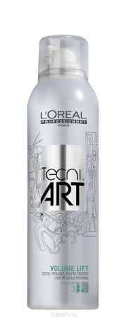 Купить L'Oreal Professionnel Tecni. art Volume Мусс для объема тонких волос (фикс.4) 250 мл