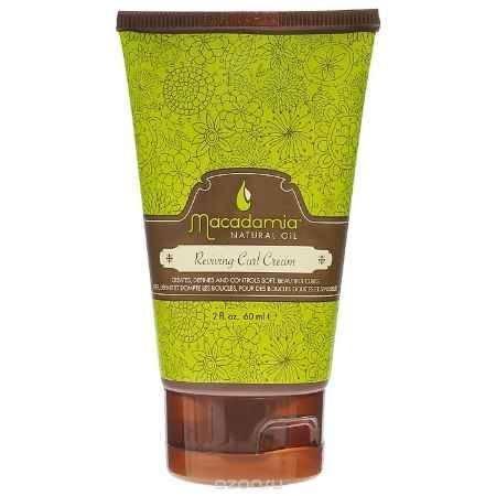 Купить Macadamia Natural Oil Крем для волос оздоравливающий, для кудрей, 60 мл